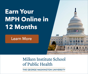 George Washington University MPH Online