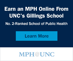 University of North Carolina Online MPH Program